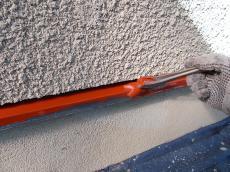 鉄部のサビ止めは外壁塗装の前に行います。