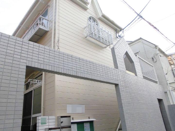 外壁屋根・共有部塗装リフォーム事例