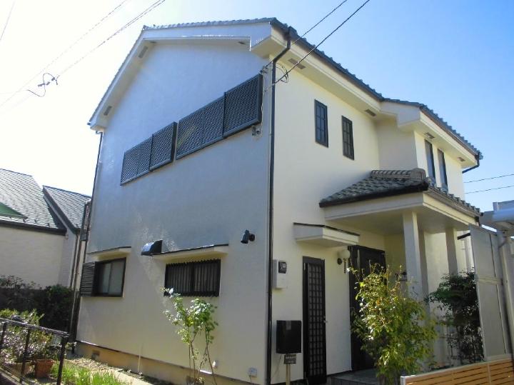 外壁塗装・屋根補修リフォーム事例