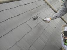 雨樋も同様に塗り替えます。